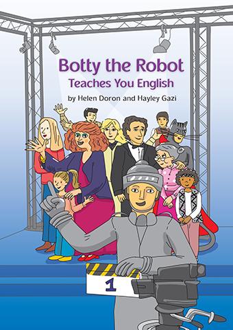 Pažiūrėk vidun - Botty the Robot 