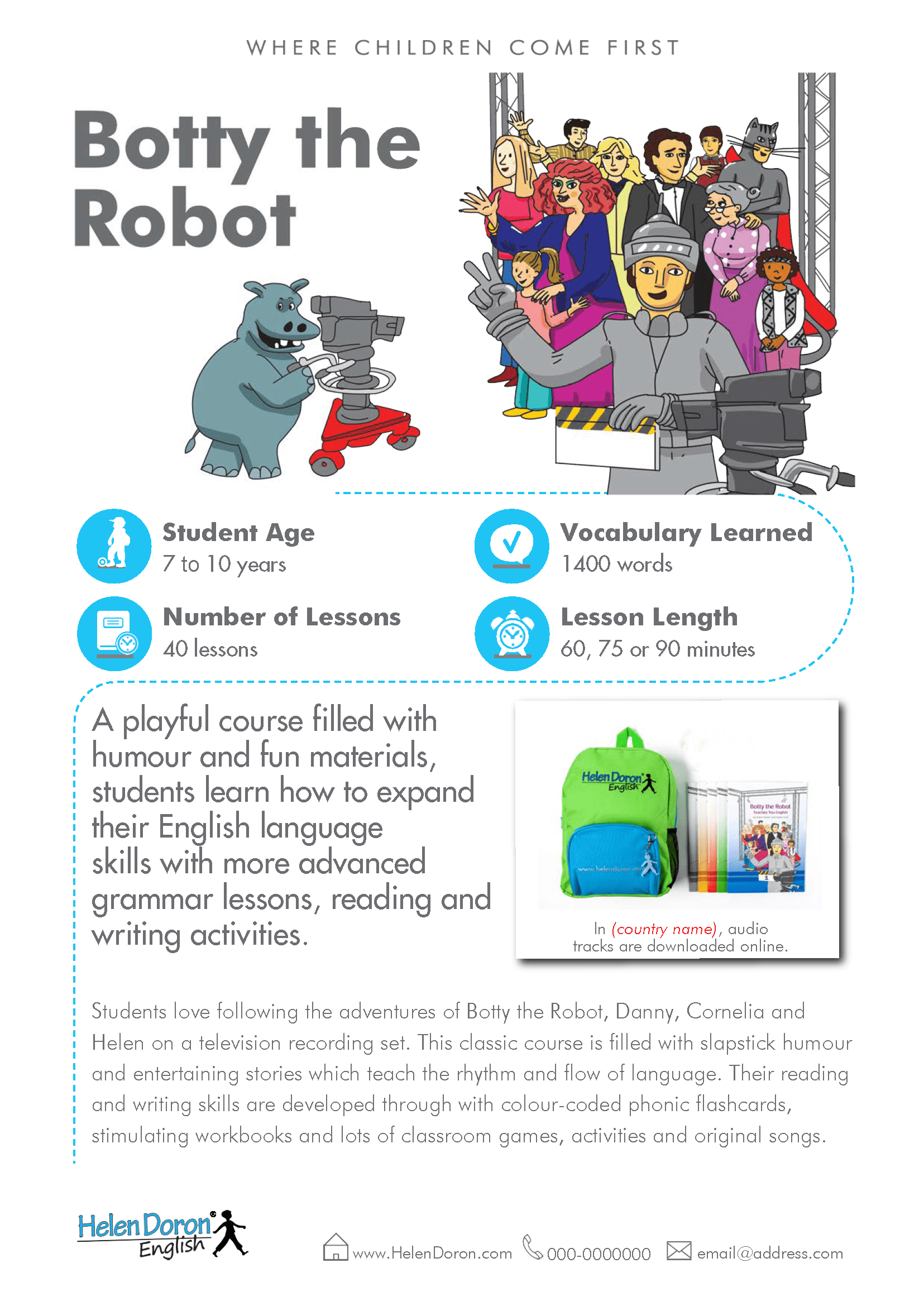 Parsisiųsti - Botty the Robot 
