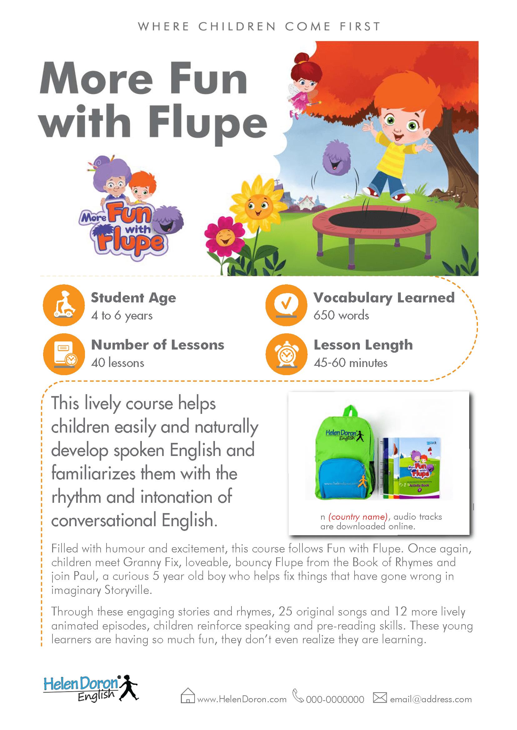 Parsisiųsti - More Fun with Flupe