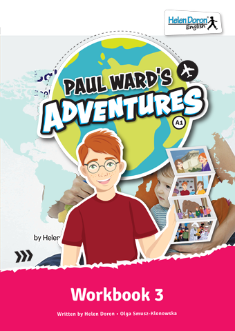 Pažiūrėk vidun - Paul Ward's Adventures