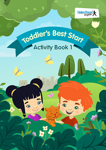 Pažiūrėk vidun - Toddler's Best Start
