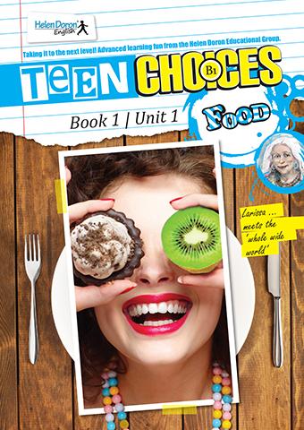Pažiūrėk vidun - Teen Choices (B1)