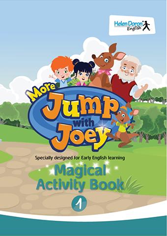 Pažiūrėk vidun - More Jump with Joey