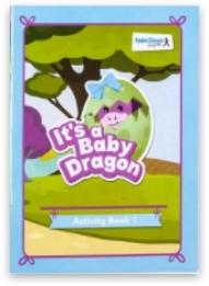 Pažiūrėk vidun - It's a Baby Dragon
