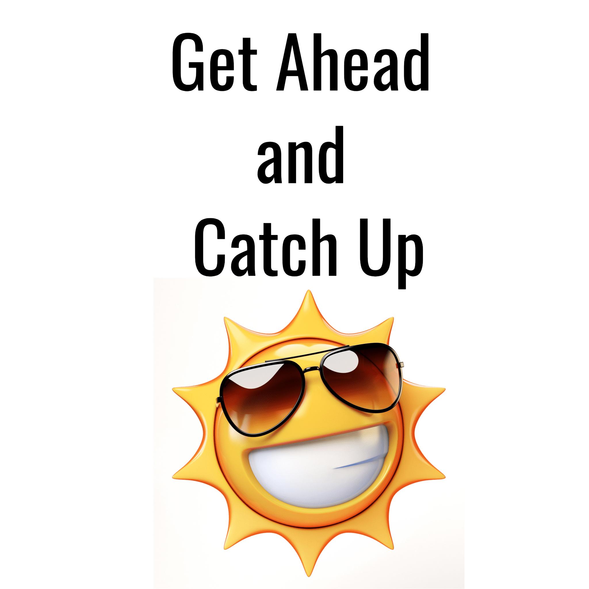Get Ahead and Catch Up atostogų kursai 8-19 metų amžiaus mokiniams